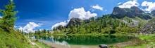Formato Panoramico Lago Nero, Cuneo