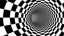 Checker Abstract Speed Motion ...