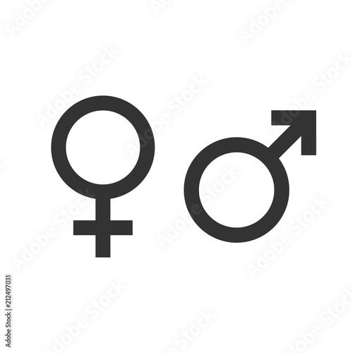 Fotografía  Gender icon