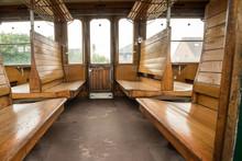 An Old Passenger Train