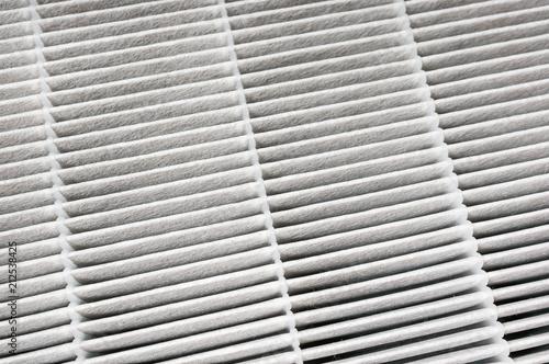 Fotografía  Air filter for HVAC system