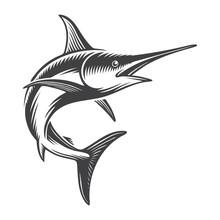 Vintage Ocean Swordfish Concept