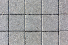 Concrete Square Tiles Pattern ...