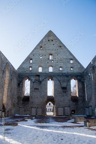 Foto op Aluminium Oude gebouw Ancient-2