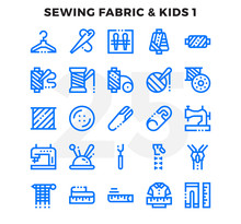 Dashed Outline Icons Pack For ...