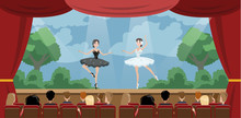 Theater Ballet Perfomance