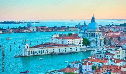 Plakat Panorama Wenecji