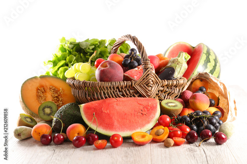 Papiers peints Pays d Asie fruit and vegetable