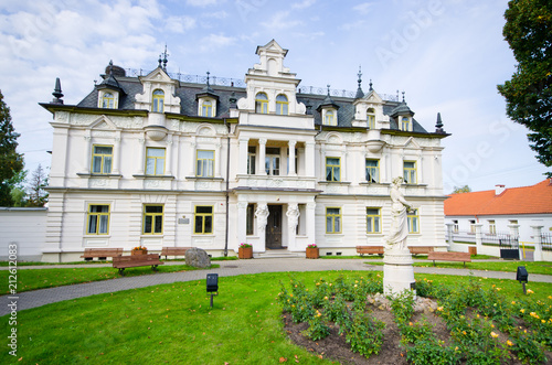 Foto op Canvas Historisch geb. Old palace in Suprasl, Poland