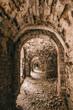 building old fort brick fortified destroyed wars nature