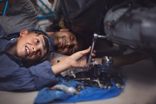Mechanics.Workers. Family Conc...