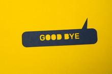 Speech Bubble Sticker With Goo...