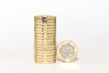 One Pound Coin, Quid, Gbp