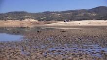 Folsom Lake , Drought Plagued ...