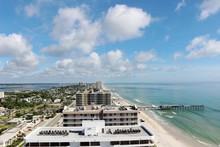 Florida Port Orange To Daytona Beach Strip Looking North