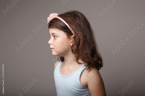 plain looking woman