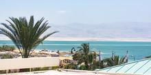 Vista Of The Dead Sea Evaporat...