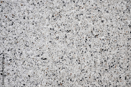 Terrazzo polished stone floor and wall pattern and color surface marble and granite stone, material for decoration background texture.