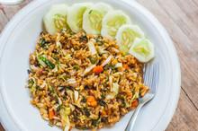 Nasi Goreng Indonesian Stir-fr...