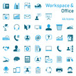 Office & Workspace - Iconset