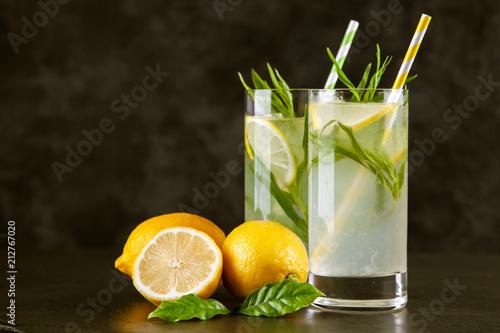 Papiers peints Pays d Asie Tarragon lemonade drink