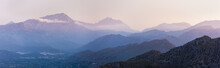 Late Afternoon In The Sierra D...