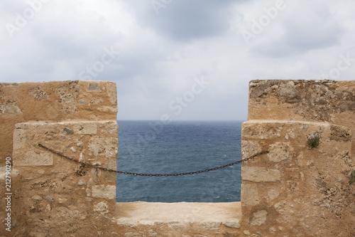 Foto  Fortress Fortezza, Rethymno, Crete, Greece