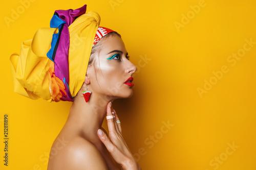 Obraz na płótnie summer skin care