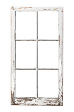 Old 6 Pane Window