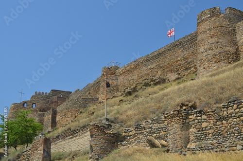 Staande foto Vestingwerk крепость