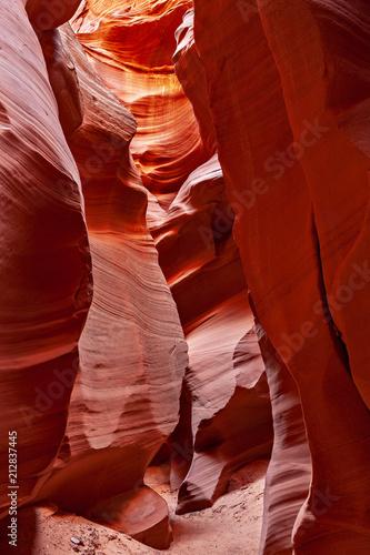 Valokuva  Light In The Slot Canyon