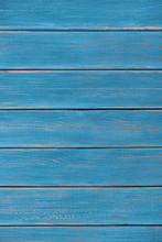 Denim Blue Wood Background Summer Beach Vertical