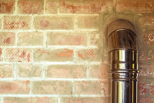House Fireplace Pipe