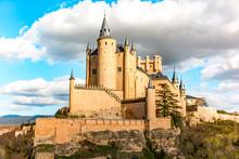 The Great Alcazar Of Segovia, ...