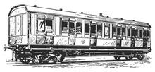 Rail Carriage Railway Compartm...