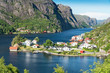 Roligheten, Norwegen wie aus dem Bilderbuch