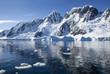 Antarctic, Antarctic Peninsula, iceberg in Antarctic Ocean