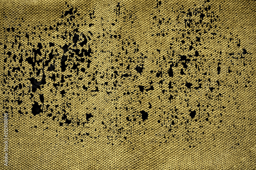 In de dag Stenen Grunge dirty Linen fabric surface for mock-up or designer use, swatch, book cover sample