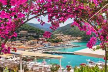 Beautiful Greek Village Parga,...