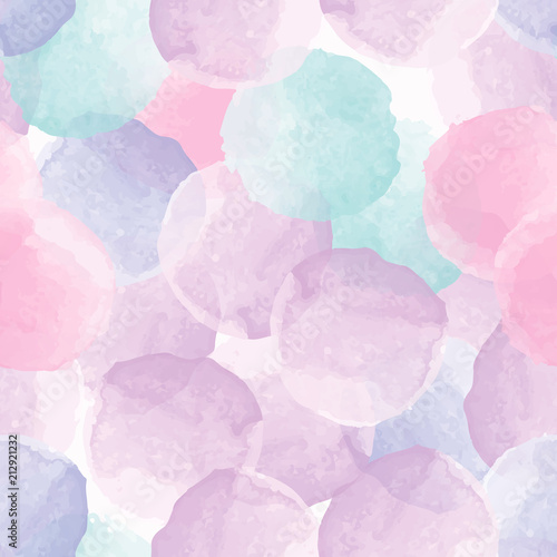 Tapeta fioletowa  abstract-painting-universal-freehand-watercolor-seamless-pattern-graphic-design-for-background