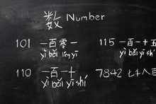 """Learning Chinese Alphabet """"pin"""
