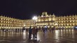 Plaza Mayor (Main Plaza) in Salamanca, Spain