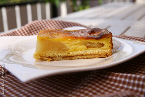 Kuchen Obst Birne Buy This Stock Photo And Explore Similar Images