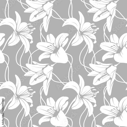 wektor-lilly-bezszwowy-wzor