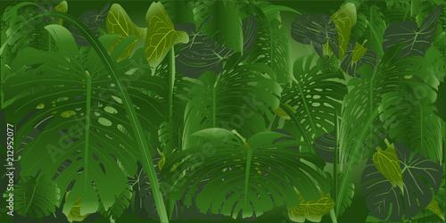 Fotografía Dschungel
