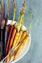 Bright And Vibrant Sumac Roasted Carrots