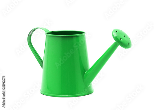 Fotografia Green watering can.