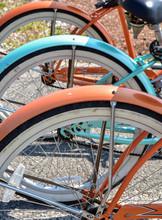 Vintage Summer Beach Bicycles ...