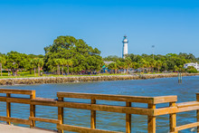 Saint Simons Park And Lighthou...