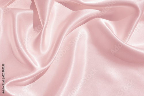 Cadres-photo bureau Roses The texture of the satin fabric of pink color for the background